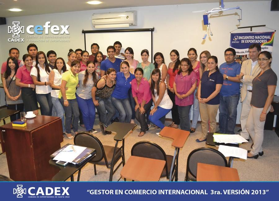 Alumnos CEFEX